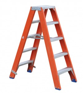 fibreglass-step-ladder
