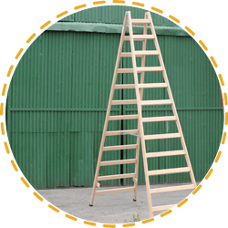 wooden-ladders