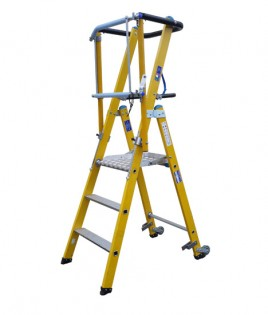 FIBREGLASS-FIXED-HEIGHT-PODIUM-BOX-SECTION-LADDERS